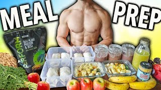 SUPER EASY MEAL PREP FOR THE WEEK | Cheap Weight Loss Meals