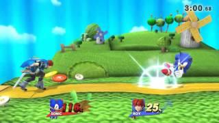That dang Roy - Sonic vs Roy