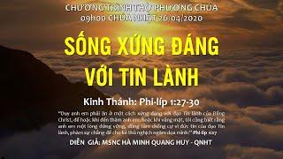 HTTL AN PHÚ - Chương trình thờ phượng Chúa - 26/04/2020