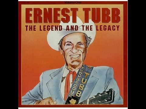 Ernest Tubb ~ Let's Say GoodBye Like We Said Hello / Classic Country