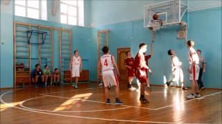 Лучшие моменты баскетбольного турнира