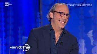Le 'domande Al Buio' Con Luca Ward -  Vieni Da Me 13/02/2020