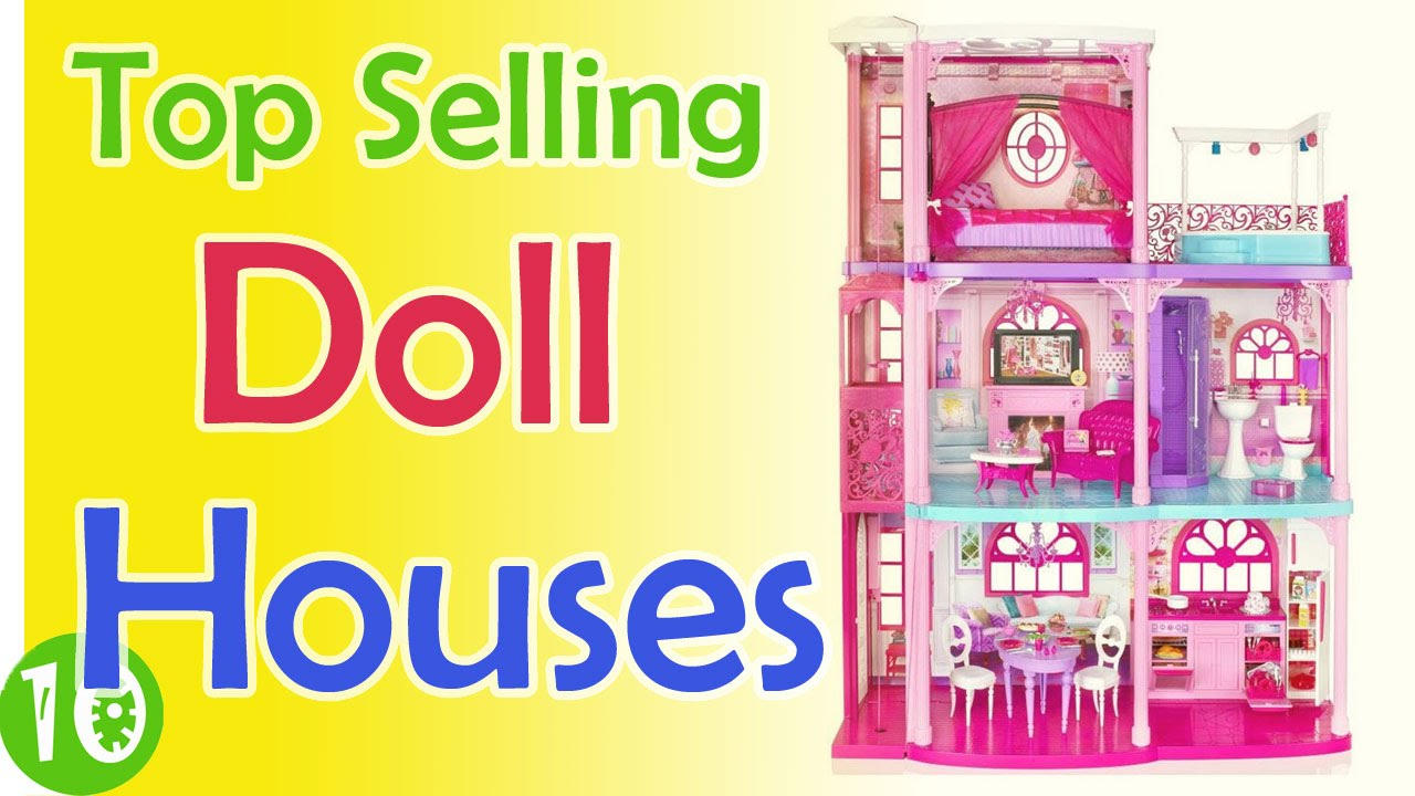 10 awesome barbie doll house models - Best Barbie Doll Houses Playsets Top 10
