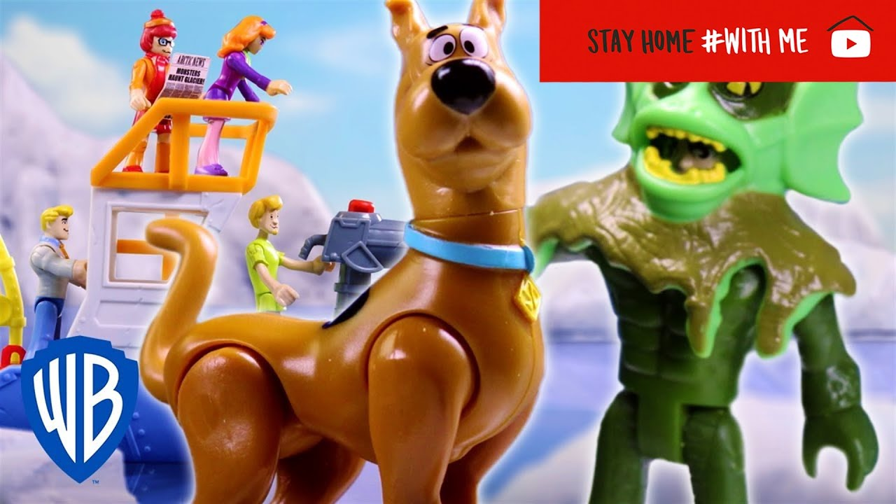 Scooby-Doo! Mini-Mysteries | Ice to Meet You | WB Kids