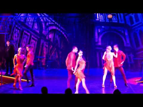 A Thousand Steps featuring Koningsdam singers & Dancers