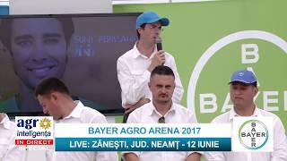 BAYER AGRO ARENA 2017. Zănești, județul Neamț