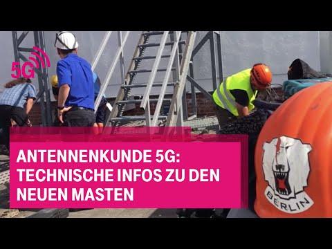 Social Media Post: Antennenkunde 5G: Technische Infos zu dem neuen Masten