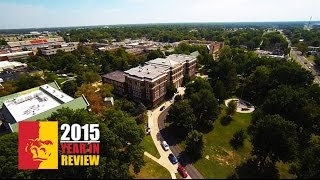2015 Year in Review - Pittsburg State University