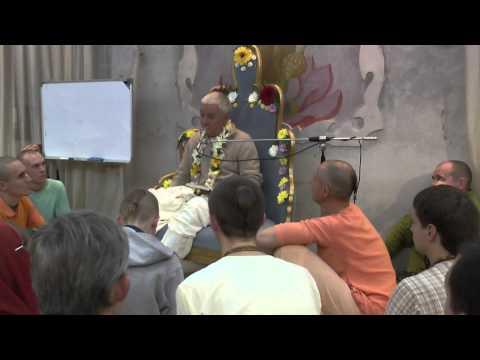 Шримад Бхагаватам 3.29.17 - Чайтанья Чандра Чаран прабху