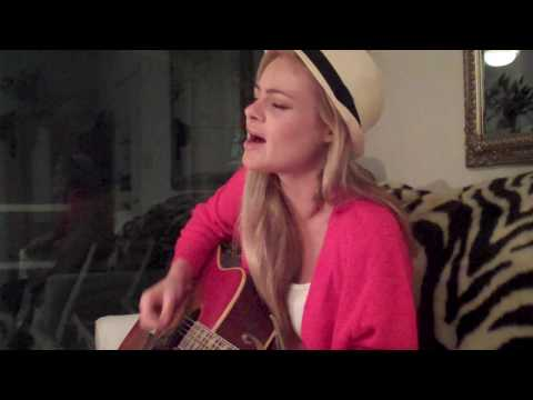 Caitlin Cros singing new song Storyline to help a friend in need