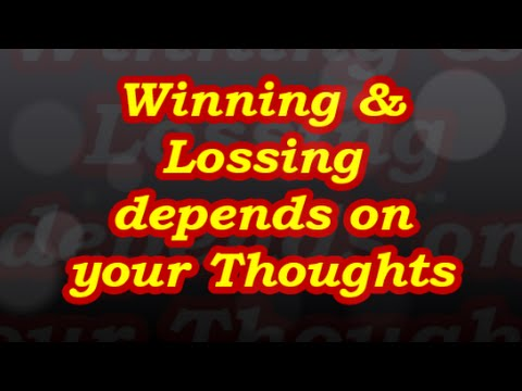 WhatsApp Voice Note 116 | Winning & Lossing Depends on your Toughts | Pandit Avadhkishor Pandey