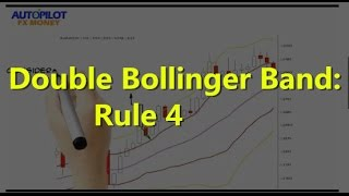 Double Bollinger Band Strategies (Rule 4) ✫Forex Trading