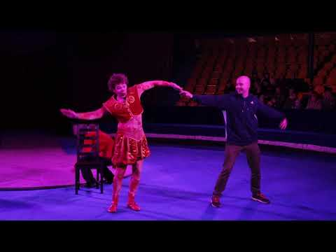 Clown Sancho Panzo Brothers Acrobats
