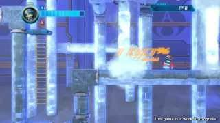 Mighty No. 9 : Work-in-Progress Gameplay Footage Ver 1.5