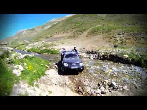 Lar National Park-Iran-Offroad Trip - Spring 2015