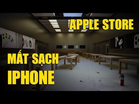Apple Store mất sạch iPhone, iPhone giảm giá hàng loạt, hình nền làm điện thoại Android bị crash
