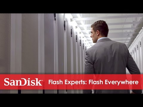 SanDisk® Flash Experts: Flash Everywhere