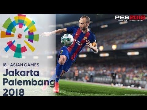 KUALIFIKASI PES 2018 NASIONAL - ASIAN GAMES 2018
