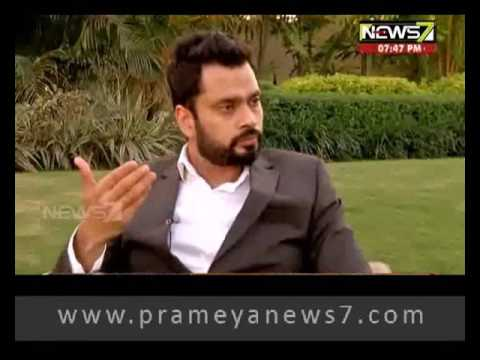 Exclusive interview with Ashish Garg, Director RP Garg Group on Make in Odisha.