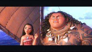 《海洋奇緣》大洋洲海上冒險 迪士尼新公主亮相【大千世界】魔海奇緣|巨石強森|奧莉伊.卡拉瓦爾侯 Auli'i Cravalho|Polynesia|動畫電影