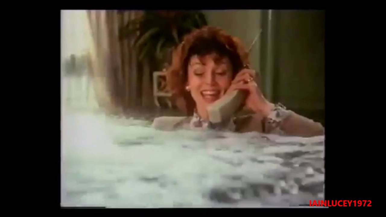 TALKING PAGES TV ADVERT JOHN CLEESE SEXY GABRIELLE DRAKE