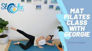 Mat Pilates with Georgie #2 | Stoke Physio