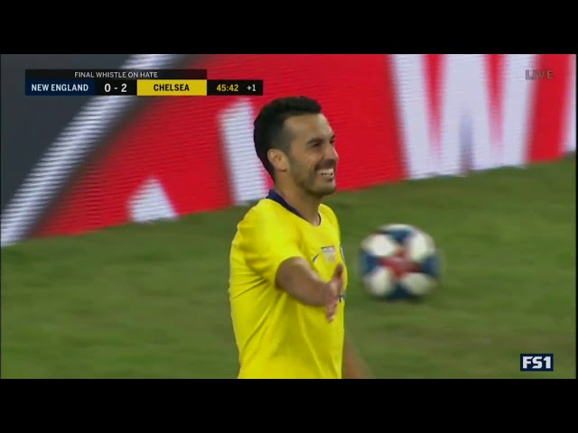 New England Revolution vs. Chelsea F.C. | HIGHLIGHTS