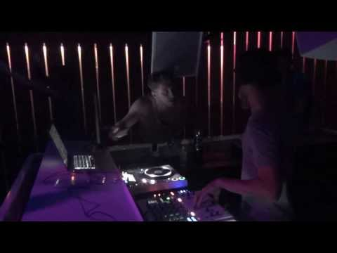 KrancK Sessions: Simon Morris @ 3*Nicks 29-08-2013, Club LUX, Utrecht(NL)