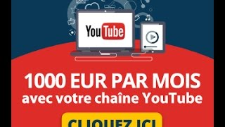 CHAINE YOUTUBE - FORMATION THEOPHILE ELIET