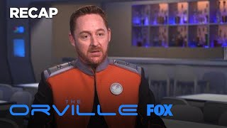 Character Recap: Lt. Gordon Malloy | Season 1 | THE ORVILLE