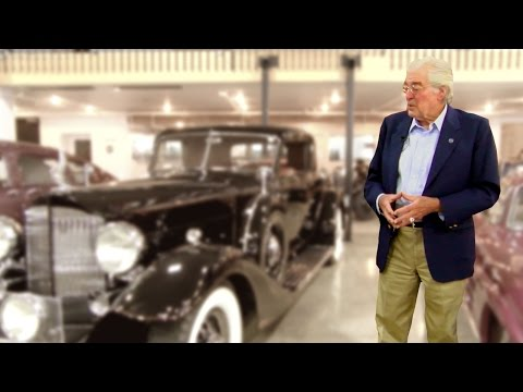 Classic & Vintage Cars with Ed Gilbertson
