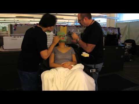 Mila Kunis transformation into the wicked witch Theodora ...