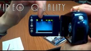 Vivitar HD Camcorder Tutorial