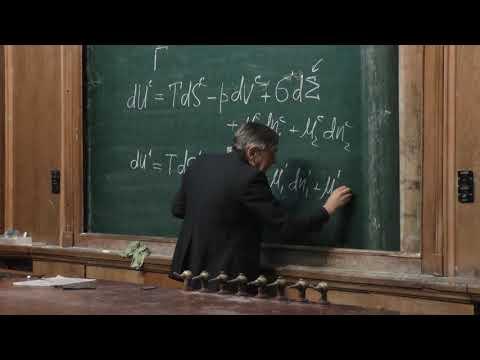 Коробов М. В. - Физическая химия. Часть 1 - Адсорбция на границе газ-твердое. Модель Ленгмюра