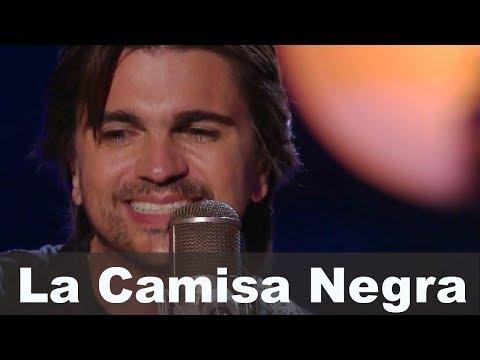 La Camisa Negra (Juanes) - Full karaoke version