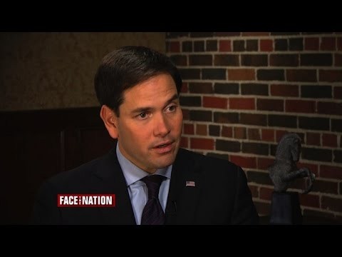 Extended interview: Sen. Marco Rubio
