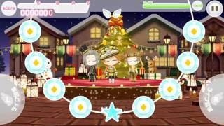 ボイきら「聖夜にsay yeah!!」hard