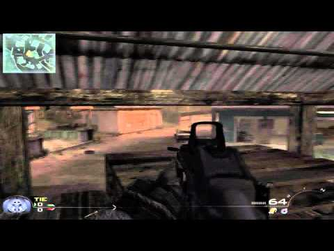 MW2 hiding spots and glitches (All maps)
