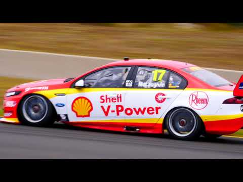 Supercars Test Day 2018 - Sights and Sounds