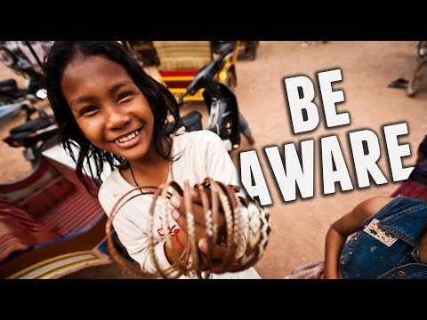 Most Common Cambodia Scams - Watch This Before You Visit!