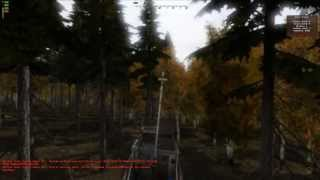 DayZ Origins - Never ever ever Drive the Titanic through Woods! (New Intro and Outro)