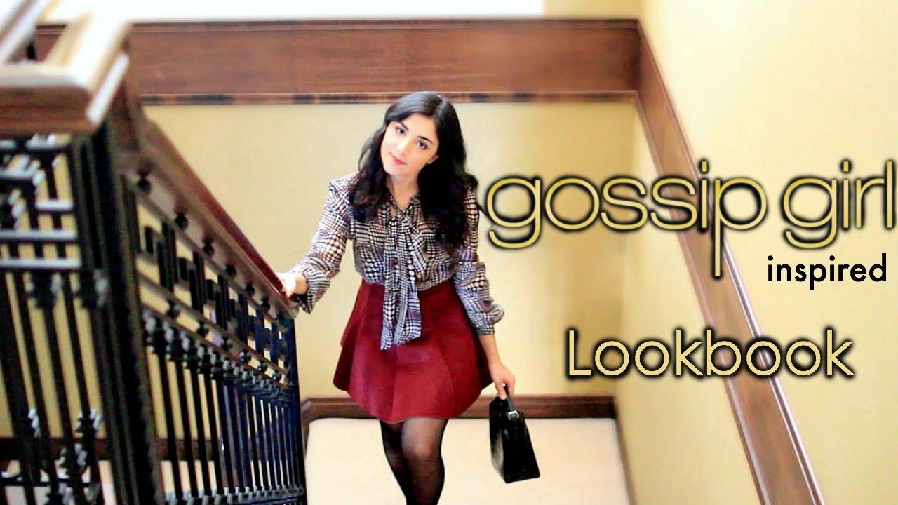 74e622b90045 GOSSIP GIRL LOOKBOOK