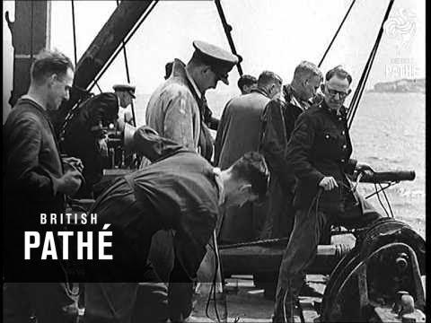 Mining The Coasts Of Eire (1940)