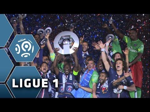 Les plus beaux buts du Paris Saint-Germain de la saison 2014/2015