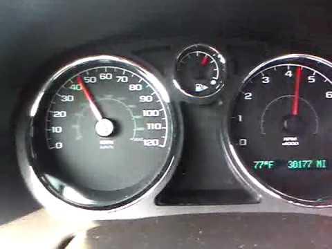 2010 Chevy Cobalt 0 60