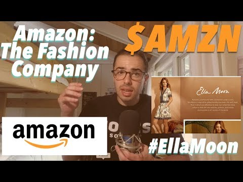 Amazon: The Fashion Company