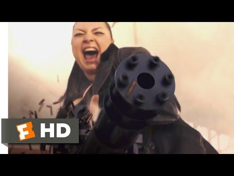 Diamond Cartel (2017)- Lethal Lady Death Squad Scene (1/10)   Movieclips