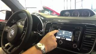 How To Use The RNS 315 Navigation System