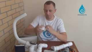 видео Качество установки сантехники