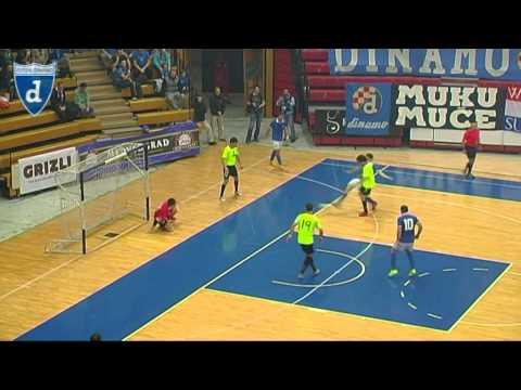 Futsal Dinamo 4-3 Alumnus